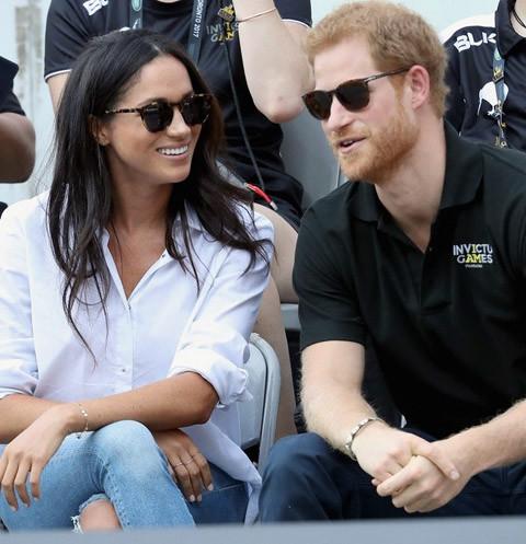 В СМИ обсуждают беременность невесты принца Гарри