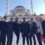 23727 Валерия, Пригожин, Басков и другие собрались на двойном празднике Кадырова