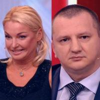 Водителя Анастасии Волочковой отправили в СИЗО