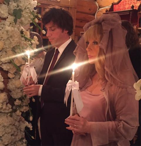 Алла Пугачева: «Я венчалась ради Максима и детей»