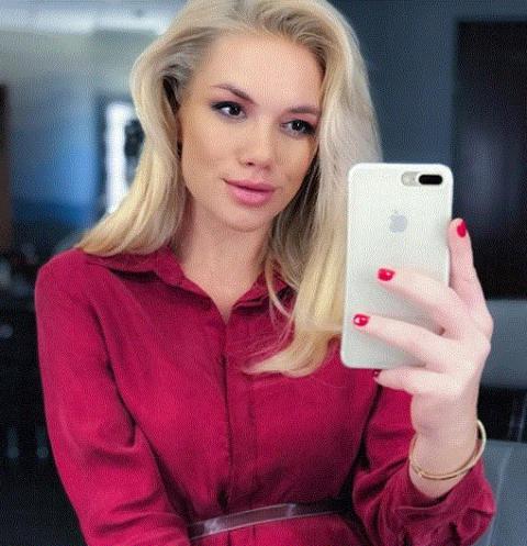 Анастасия Трегубова поменяла профессию
