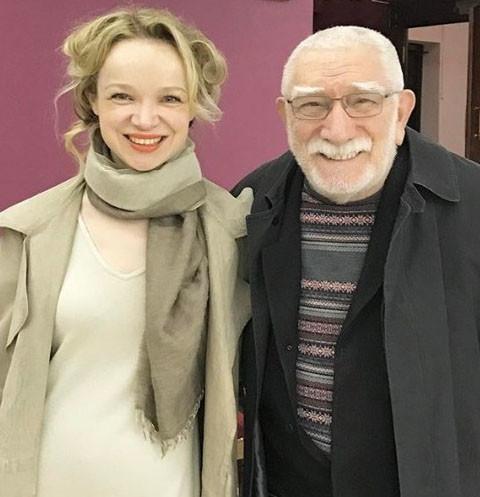Армен Джигарханян развелся с Виталиной Цымбалюк-Романовской
