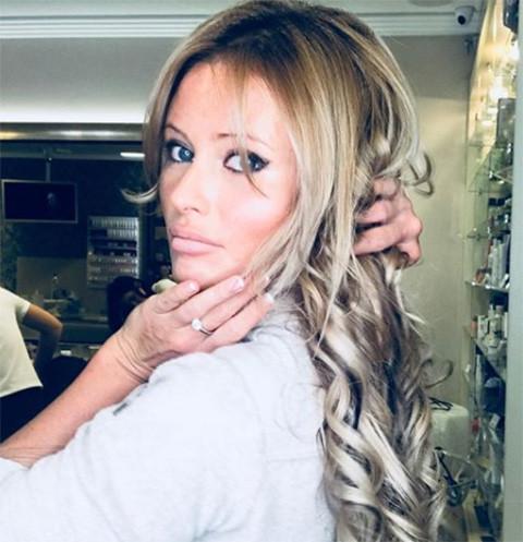 Дана Борисова намерена спрятать дочь