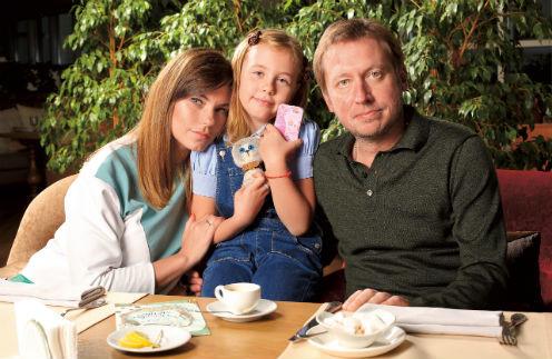 Дочь Михаила Трухина: «Коплю деньги на дом для родителей»