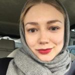Дочь Оксаны Акиньшиной учится ходить