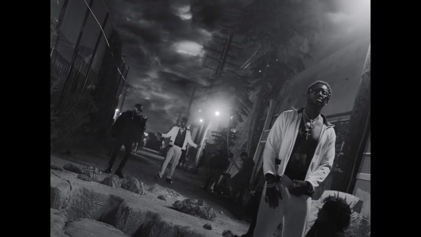 Gucci Mane ft. The Weeknd — Curve , новый клип