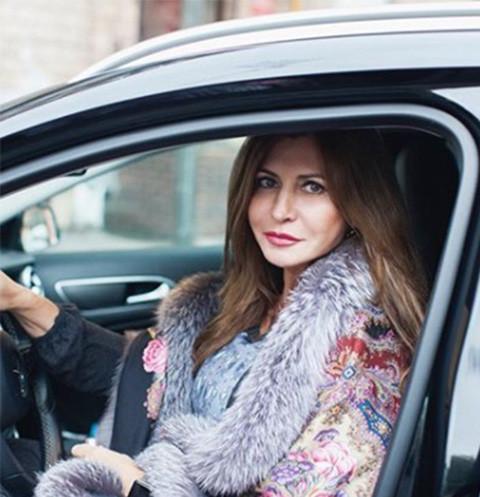 Ирина Агибалова отчаянно борется с лишними килограммами