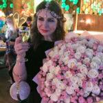 Ирина Агибалова оторвалась на вечеринке в честь дня рождения