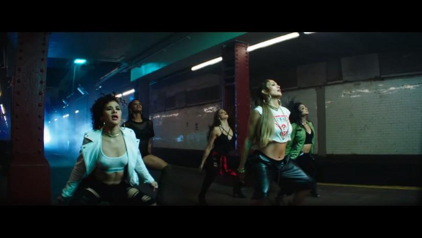Jennifer Lopez ft. Wisin — Amor, Amor, Amor, новый клип