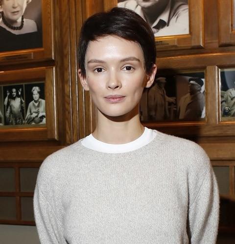 Паулина Андреева внезапно распрощалась с волосами