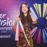 27057 Полина Богусевич одержала победу на детском конкурсе «Евровидение-2017»