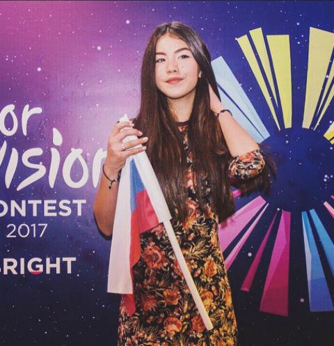 Полина Богусевич одержала победу на детском конкурсе «Евровидение-2017»