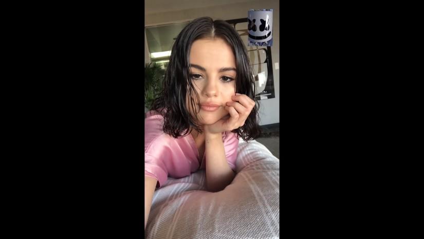 25549 Selena Gomez, Marshmello — Wolves , новое видео