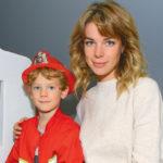 Сын Анны Старшенбаум: «Взрослые фильмы мне смотреть нельзя»