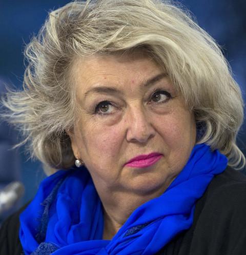 27008 Татьяна Тарасова об уходе из профессии: «Это очень больно»