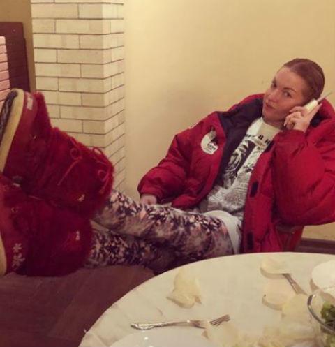 Анастасия Волочкова призналась, что еще не потеряла веру в мужчин