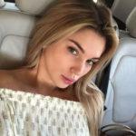 29074 Беременная возлюбленная олигарха Николая Саркисова старательно следит за фигурой