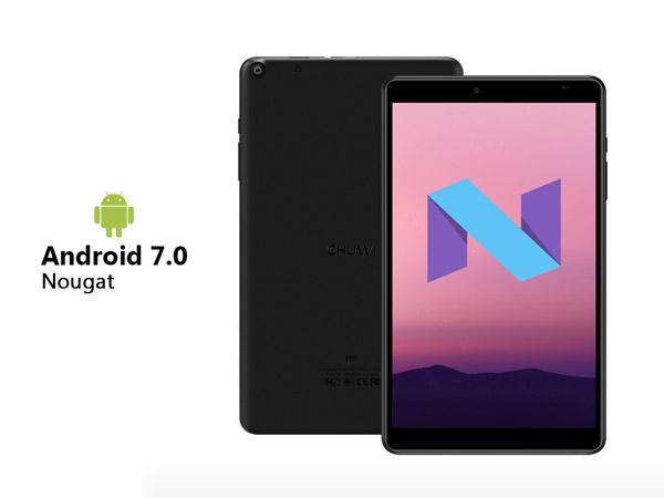 Chuwi Hi9: игровой планшет на Android Nougat