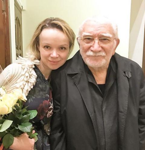 Джигарханян вычеркнул из репертуара спектакли Цымбалюк-Романовской