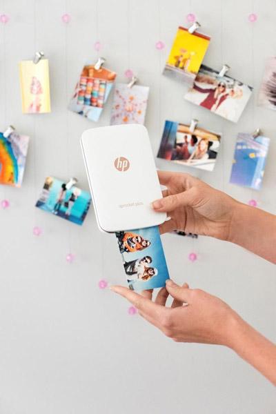 HP Sprocket для мобильной печати: уже в России