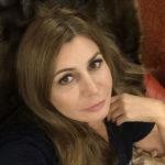 Ирина Агибалова отпраздновала открытие салона красоты