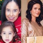 Как украсили новогодние елки Илана Юрьева, Анна Пескова и Анастасия Трегубова