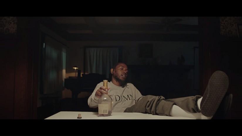 Kendrick Lamar ft. Zacari — Love, новый клип