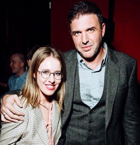 Максим Виторган поддержал певческую карьеру Ксении Собчак