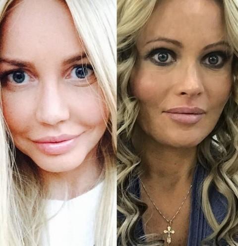 Маша Малиновская сцепилась с Даной Борисовой в эфире телешоу