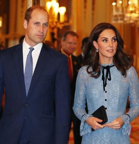 Принц Уильям учудил на глазах у беременной Кейт Миддлтон
