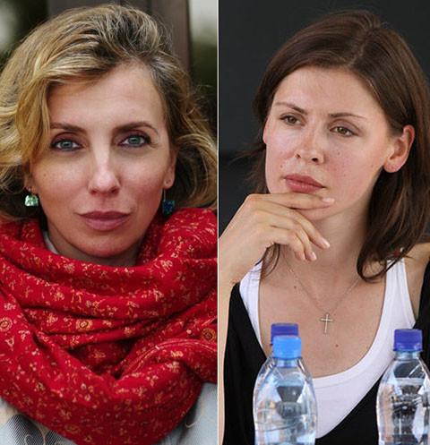 Светлану Бондарчук и Ольгу Дыховичную заподозрили в новых романах