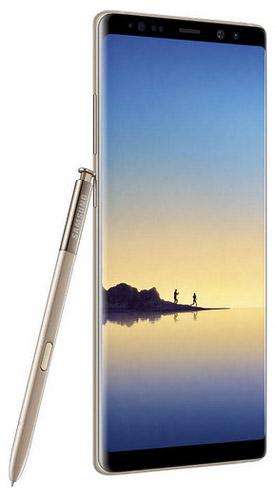 У Samsung Galaxy Note 8 появились серьёзные проблемы с аккумулятором