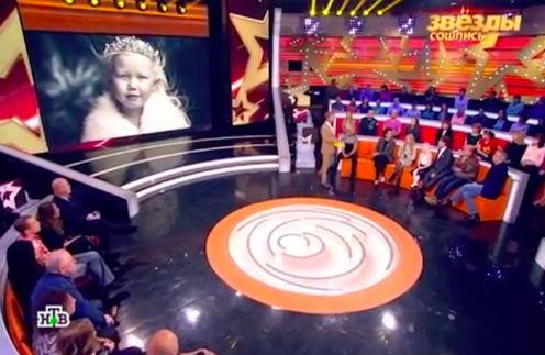 Удивительные — рядом: необычные люди России собрались в одной телестудии
