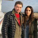 Зара, Сергей Маховиков, Антон и Виктория Макарские встретились с российскими военными в Сирии