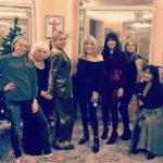 30379 Алла Пугачева повеселилась на девичнике с Ариной Шараповой