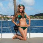 Анна Калашникова чуть не погибла на Карибах