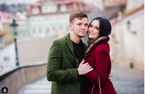 Антон Гусев нашел в Праге идеальную женщину
