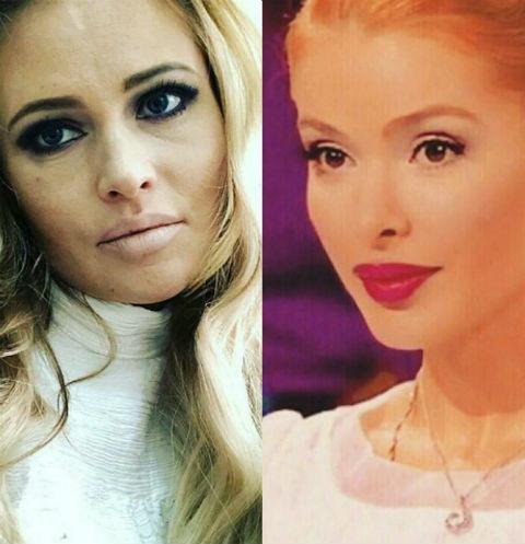 Дана Борисова извинилась перед Аленой Кравец