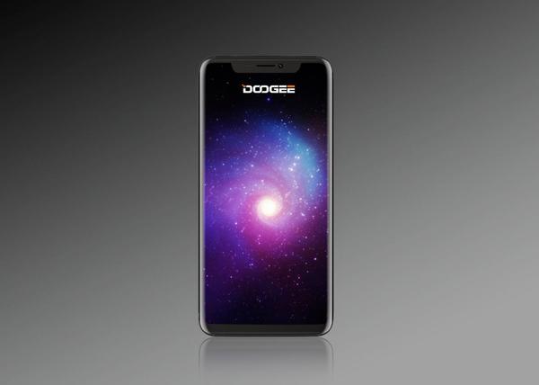 DOOGEE готовит смартфон с гибким дисплеем и экранным дактилоскопическим сенсором