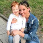 Двухлетний сын Галины Боб попал в реанимацию