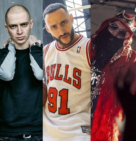 «Голос молодежи от мажоров до окраин»: 14 героев русскоязычного рэпа