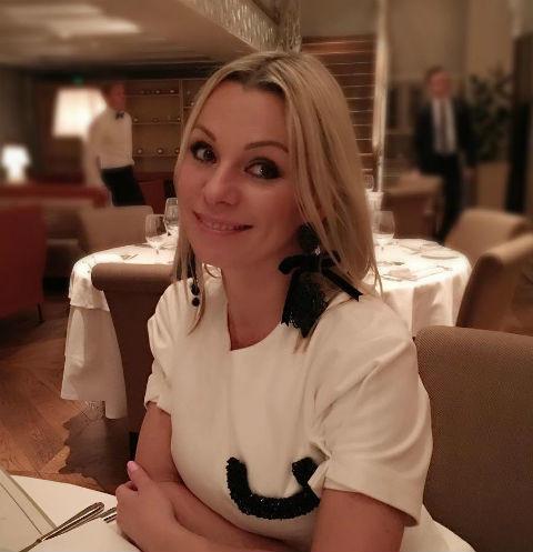 Ирина Салтыкова заставляет дочь ходить по московским ресторанам