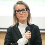 Ксения Собчак стала жертвой злоумышленников, сообщивших о бомбе в ее квартире