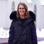 30338 Ксения Собчак страдает в разлуке с ребенком
