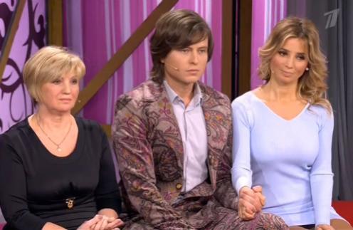 Мама невесты Прохора Шаляпина запрещает ей выходить замуж