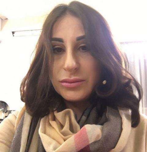 30600 Марина Тристановна укатила в отпуск с новым возлюбленным