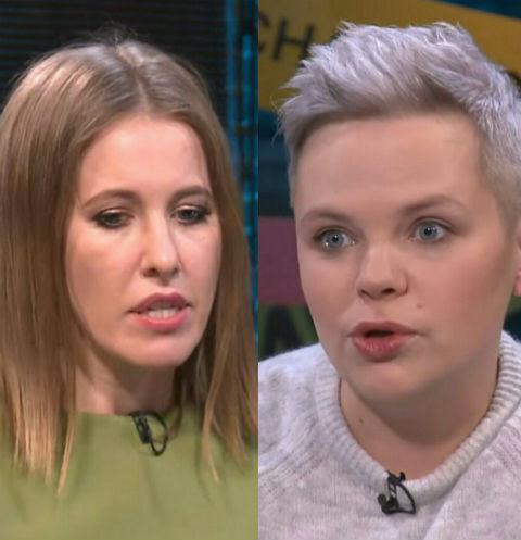 Мать, у которой отобрали детей после удаления груди, оправдалась за интервью с Собчак