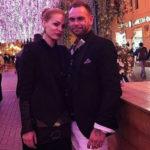 Мэрилин Керро развлекается с новым бойфрендом
