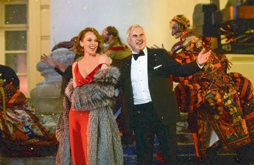 От участия в «Новогодней ночи» на Первом отказались шесть артистов