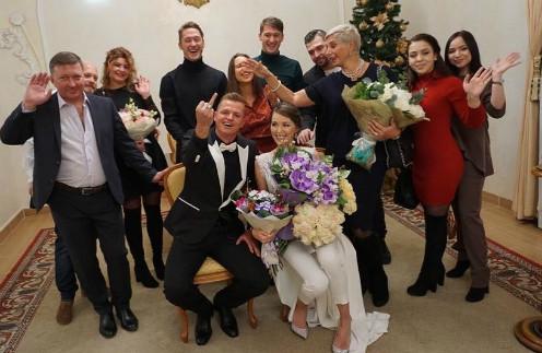 Подробности свадьбы Тарасова и Костенко